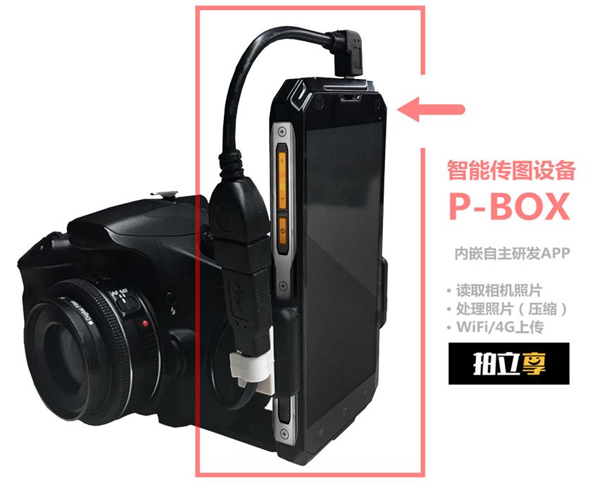 智能传图设备P-BOX